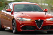 Quick Spin: 2017 Alfa Romeo Giulia - Ferrari Power, Without The Price