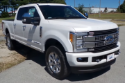 2017 Ford F-250 Super Duty Platinum Is About Power & SIze
