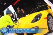 2017 Chicago Auto Show Tickets on Sale