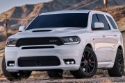 2018 Dodge Durango SRT May Actually Be Faster Than the Jeep Grand Cherokee SRT