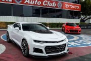 Chevrolet Camaro GT4 R is a ZL1 Based Racer