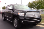 2017 Toyota Tundra: Full Review | SR, SR5, Limited, Platinum & 1794 Edition