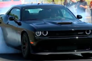 2018 Dodge Challenger SRT Demon Spotted Testing; Equipped With Special 'Drag Mode' + Unique Suspension