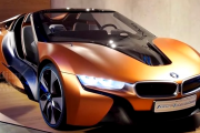 BMW i8 Roadster To Launch In 2018