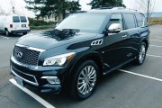 2017 Infiniti QX80 Review: Large and Luxurious