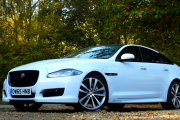 Jaguar XJ: Mild, R-Sport Trim, And Powerful Hydraulic Power Luxurious Car