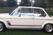 BMW 2002 Turbo: Why this Blast from the Past Was Capable of 168 Horsepower