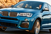 BMW X4 2017 Car Review