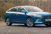 Hyundai Ioniq Hybrid hatchback Review - Carbuyer