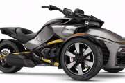 2017 Can-Am Spyder F3-S Sport Mode