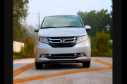 2015 Honda Odyssey Elite: Minivan With An Enormous Interior And Engine Designs