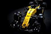 New Renault RS17 Was Displayed on Tuesday Afternoon