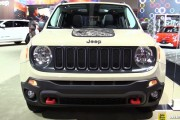 2017 Jeep Renegade Desert Hawk – Limited Edition