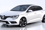 2017 Renault Megane Sedan/ Fluence