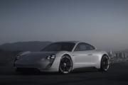 The Porsche Mission E EV Concept