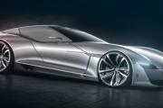 The Jaguar C-Xonca Concept