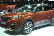 The All-New Peugeot 3008 Compact SUV