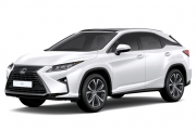 2016 Lexus RX 350: Plush-riding Powerful, Sporty  And Luxurious Midsize SUV