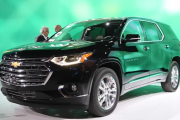 The 2018 Chevrolet Traverse