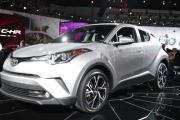 2018 Toyota C-HR - 2016 LA Auto Show