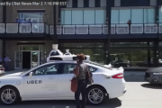 Uber on the Way to Obtaining Permit for Self Driving Cars