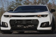 Next-Generation Chevrolet Camaro Z/28 Spotted: Is This The Real Deal?
