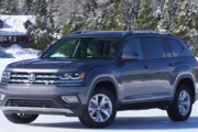 2018 Volkswagen Atlas Updates: SUV Highlights Technology Advancing That Might Arrive In Spring
