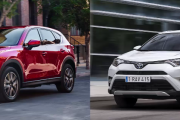 2017 Mazda CX 5 Vs 2017 Toyota Rav4 - Should you buy Rav4 or wait for CX 5?