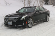 2017 Cadillac CT6 Platinum AWD Winter Test Drive