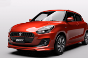 2017 Suzuki Swift - Perfect Car!!