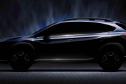2018 Subaru XV Crosstrek Teased