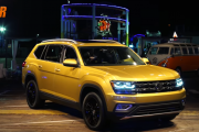 NEW WORLD PREMIERE - 2018 VW Atlas
