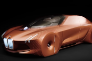 The BMW Vision Next 100