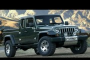 Jeep Wrangler Pickup: 'A Ram in Jeep's Clothing'