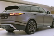 Range Rover Velar: The Goldilocks Land Rover; Elegant and Refined With Amazing Off-Road Capabilities
