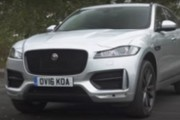 Jaguar F-Pace 2017 SUV review | Mat Watson Reviews