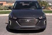 World's First Car Offered in Three Electrified Versions – The Hyundai Ioniq 2017