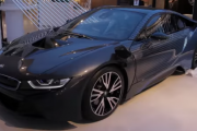 The BMW i8 CrossFade Edition