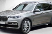 BMW X7 Will Be the Brand's Amazing Upcoming Flagship Luxury Car