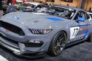 Ford Mustang GT4 race car: 2016 SEMA Show
