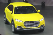 New Audi Q4 Compact crossover coming in 2019