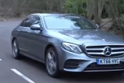 Mercedes-Benz E350 VS BMW 530d – Battle of the Titans