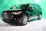 2017 Chevrolet Traverse, One Of The Best Minivans, Release Date Will Be This Fall