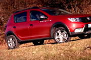 Dacia Sandero Stepway 2017 short review