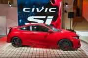 2017 HONDA CIVIC SI Review and Specs