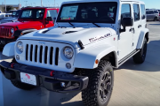 All new Hard Rock 2017 Jeep Wrangler Rubicon