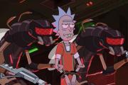 Rick Goes to Jail - Rick & Morty Season 2 Finale HD