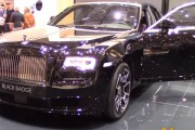 Rolls-Royce Ghost Black Badge: Edgier, Darker, and More Powerful