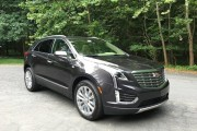2017 Cadillac XT5 – Redline: Review