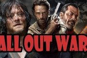 The Walking Dead Season 8 Predictions! ALL OUT WAR!